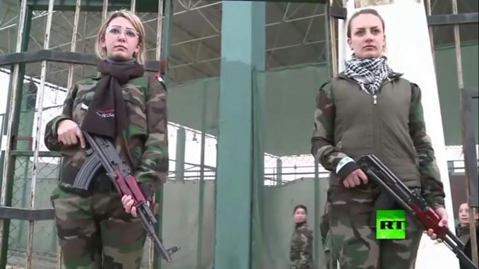 image- Syria Lionesses