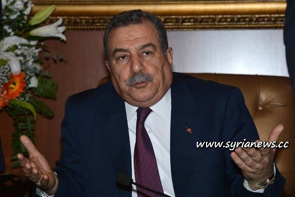 Turkish Interior Minister Muammer Guler