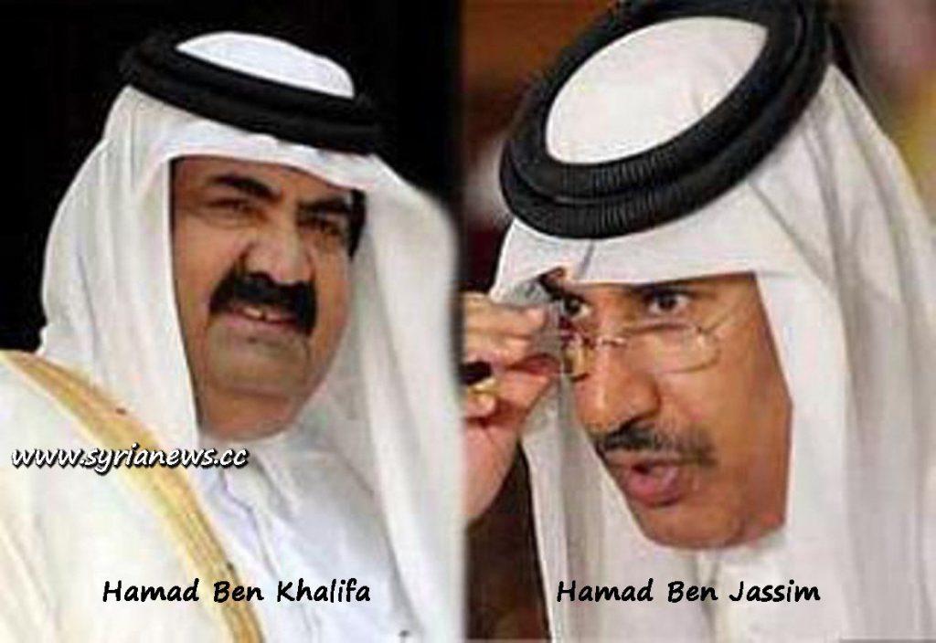 2 Hamads of Qatar
