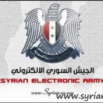 Syrian Electronic Army Badge