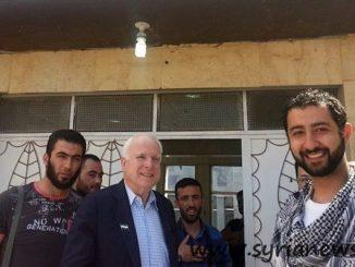 McCain meets Al Qaeda in Syria