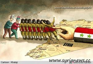 Syrians pushing FSA away