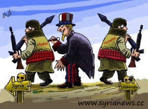 US Labeling Terrorists