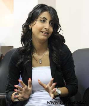 Martyr Yara Abbas, Syria's Ikhbariya TV Reporter