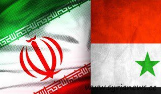 iran syria logo US led war on Syria: Iran warns against dire consequences usa 2 syria iran 2