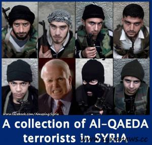 collection 300x286 Weapons for Jihadists in Syria: Israel steps in for Qatar and Britain syria israel