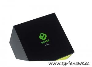 Boxee device