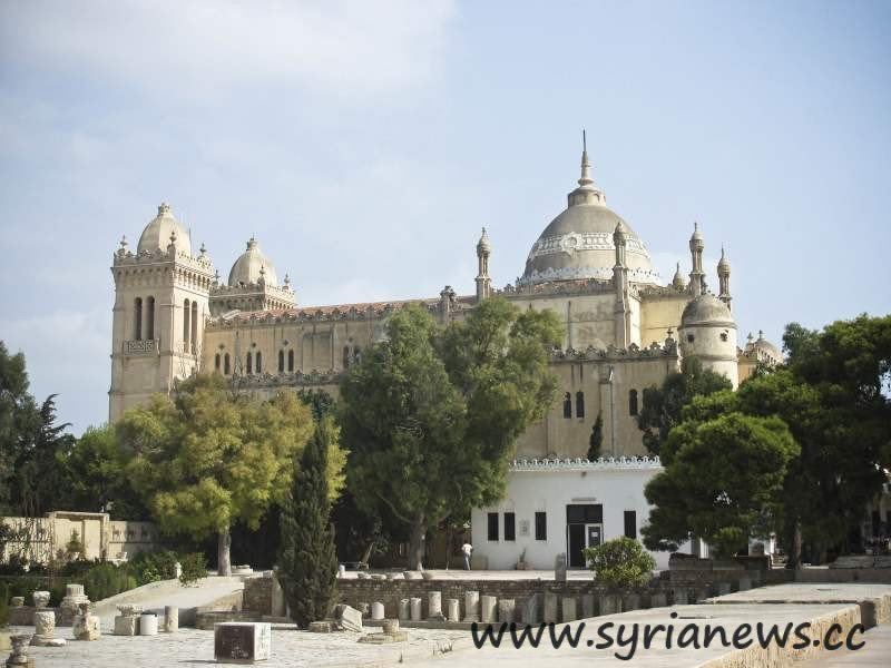 Old palace in Tunisia