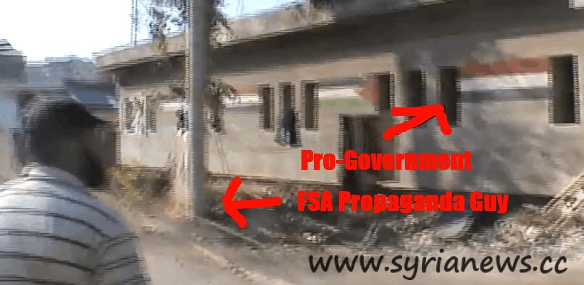 Daraa Terrorism FSA