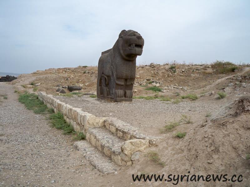 Syria, Ain Dara