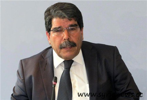 saleh muslim fna Chemical Claims against Syria are Lies: Saleh Muslim (PYD)