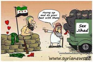 """""""Sexual Jihad"""""""