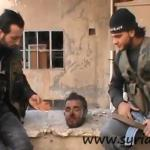 Wahhabis in Syria – GRAPHIC