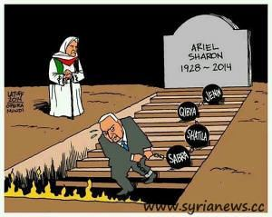 1011980 10151909818838111 333789255 n 300x239 Ariel Sharon The War Criminal is Dead