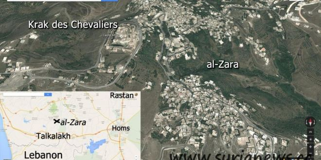 Syria: al-Zara Liberated