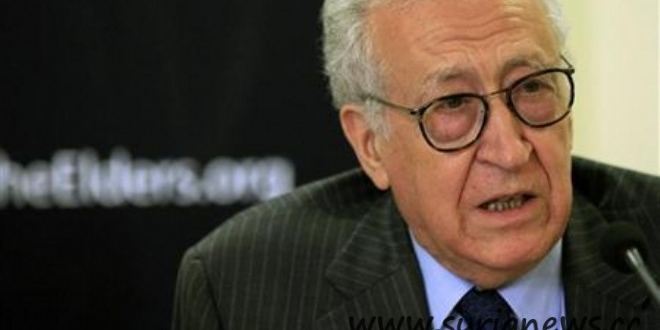 "Brahimi Desperate ""I Want to Resign"""