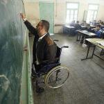 Teacher Ahmad Al-Sawafirifrom Gaza Strip