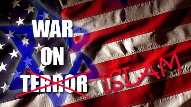War on terror is actually war on Islam