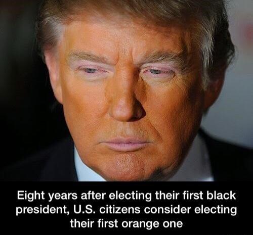 Orange US President