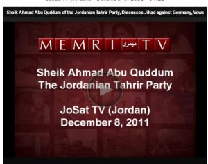 jordan media gives audience to takfiri