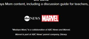 walt disney owns abc news and marvel