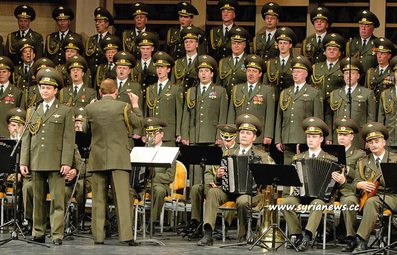 image-Alexandre Alexandrov Ensemble Russian Red Army Choir