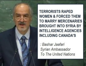 image-Bashar Jaafari on terrorists torturing women in Syria