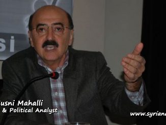 image-Turkish Journalist & Political Analyst Hüsnü Mahalli Arrested