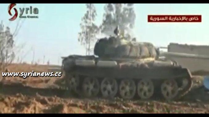 image-SAA Unit Ambushes 10 ISIS Terrorists and Eliminates Them in Der Ezzor Panorama