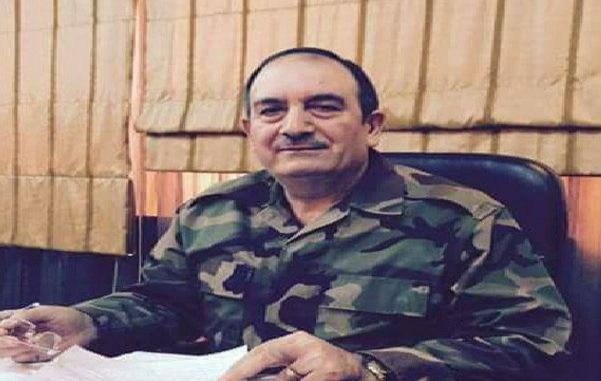image-moderate oppositions assassinate major general hassan daaboul in homs