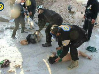 Khan Sheikhoun Chemical Attack White Helmets Oscars Acting