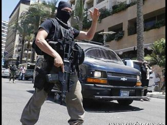 image-Security Forces in Lebanon Arrest an ISIS Recruiting Cell