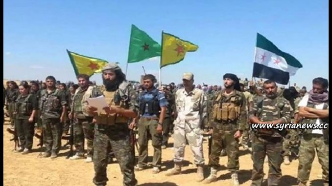 The US, SDF and ISIS Undeniable Scandalous Collusion