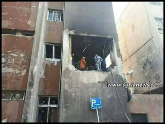 image-Twin Suicide Explosions Target al-Midan Neighborhood - Damascus