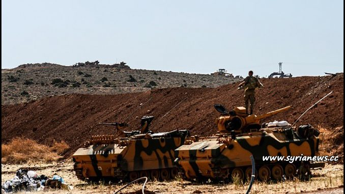 image-Erdogan Forces Enter Idlib with Nusra Front