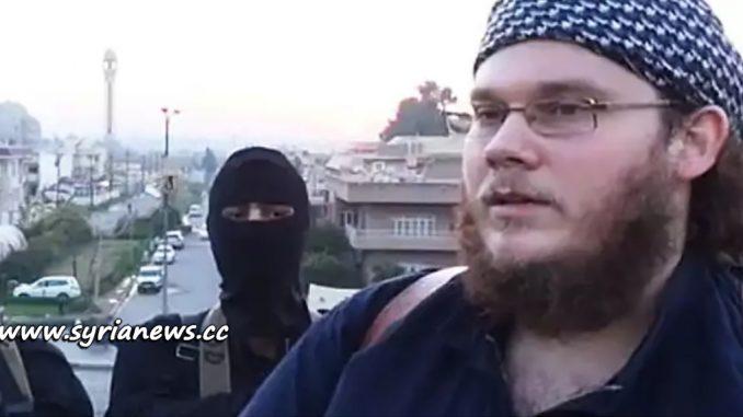 image-Hermann Gottlieb - ISIS Gay Terrorist