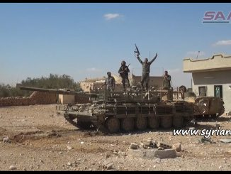 image-Homs and Hama Provinces will be ISIS Free Soon
