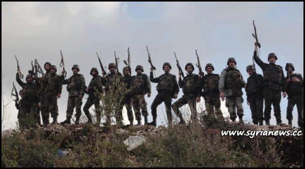 image-SAA, Syrian Arab Army, Damascus, Aleppo, Latakia, Homs, Hama, Deir Ezzor, Al-Mayadin, Hasakah, Raqqa, Daraa, Suweida, Quneitra