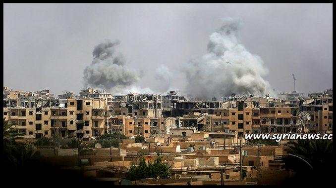 image-US-Led Coalition Crimes in Syria