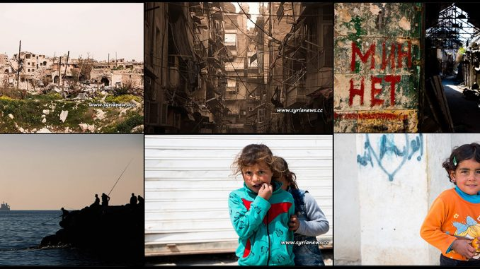 image-Life in Syria by a French Journalist