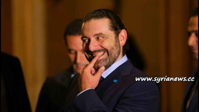 image-Saad Rafic Hariri Lebanese Former Prime Minister