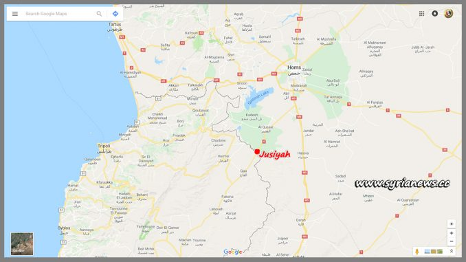 image-Syria - Lebanon's Jusiyah Border Crossing Re-Opened