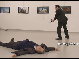 image-Russian Ambassador to Turkey Andrey Karlov assassination