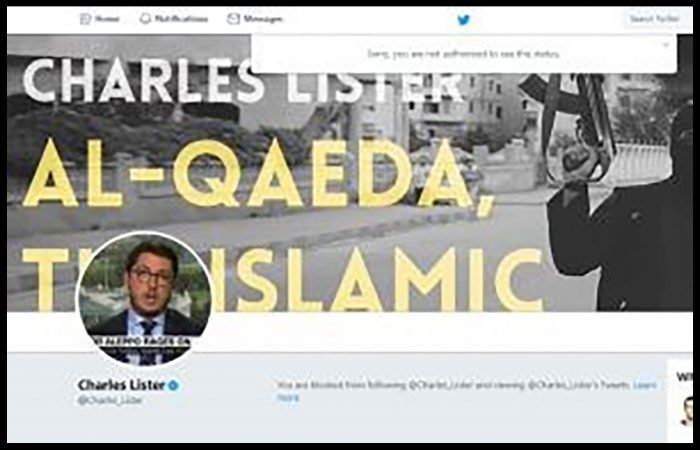 "image-Charles Lister the ""Nusra fanboy"""