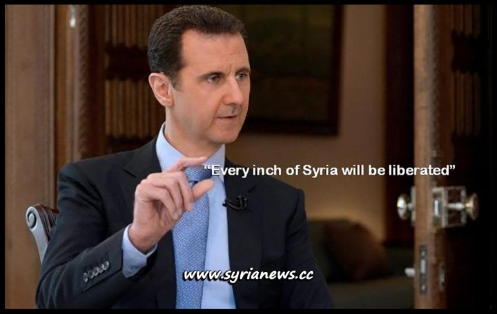 #43 - Main news thread - conflicts, terrorism, crisis from around the globe Assad-Every-inch-of-Syria-will-be-liberated-e1527476561334