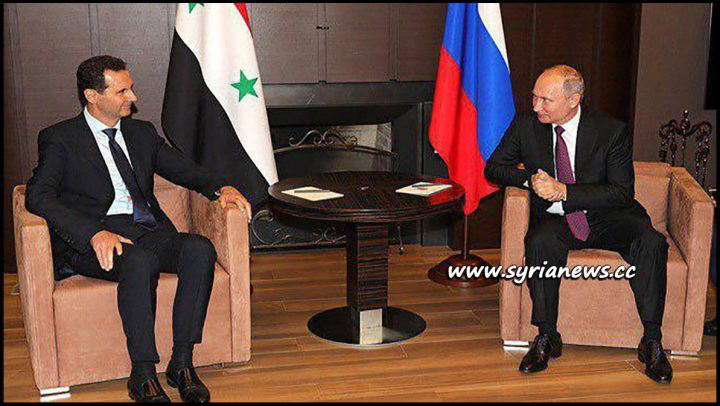 Putin Did Not Include Iranian Forces in His Call to Leave Syria