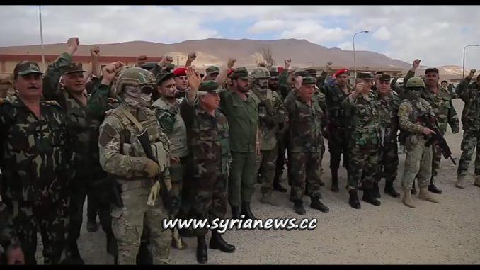 SAA, Syrian Arab Army