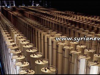 Centrifuges enriching uranium by Saudis