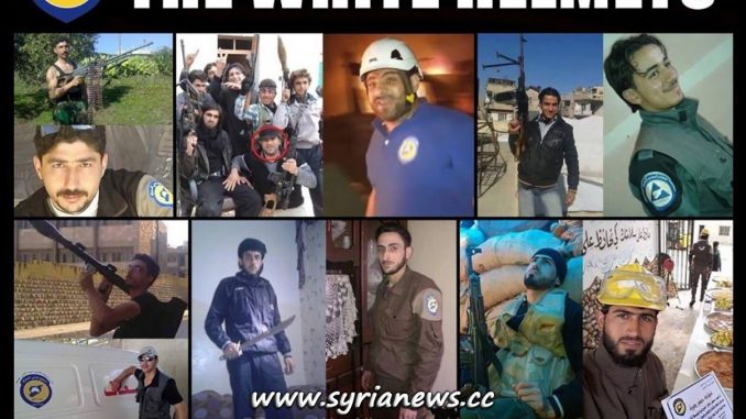 image-The White Helmets - Al Qaeda Propaganda Arm