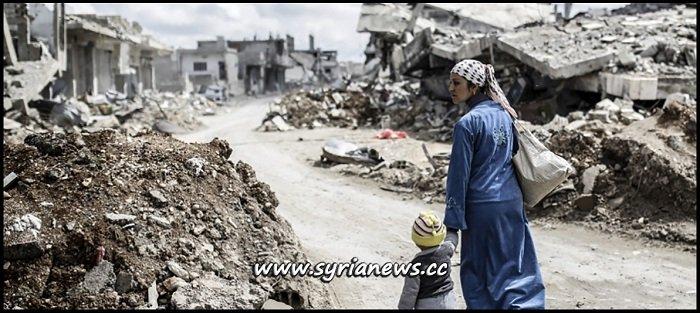 Syria: The US Coalition Massacred 62 Civilians in Der Ezzor | Syria News